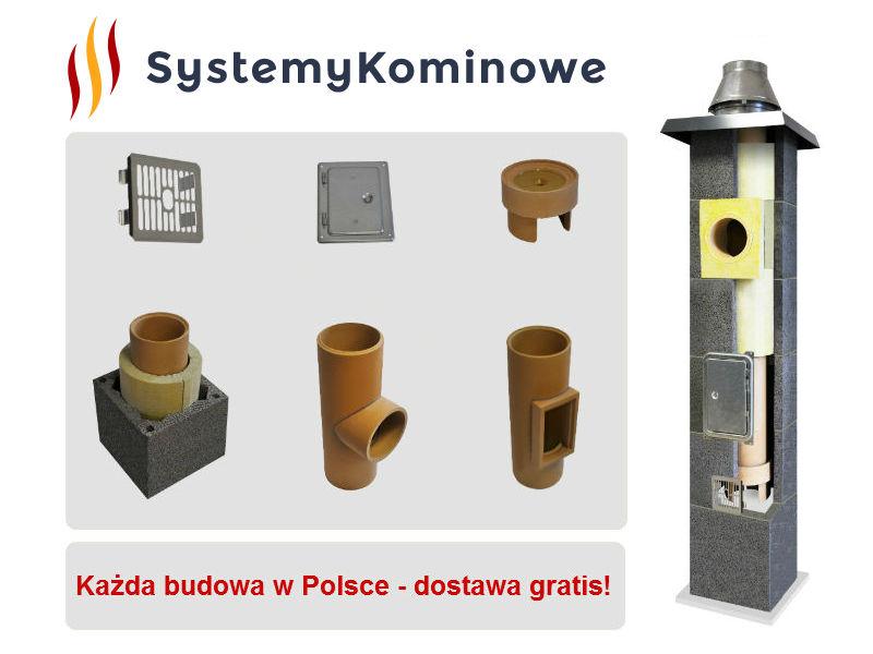 Kominy, NIEMIECKA JAKOŚĆ, polska cena!!