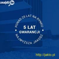 Rintal Polska, oferuje swoim Klientom 5 LAT GWARANCJI