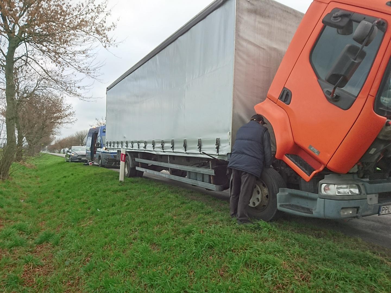 Naprawa samochodów ciężarowych poznań