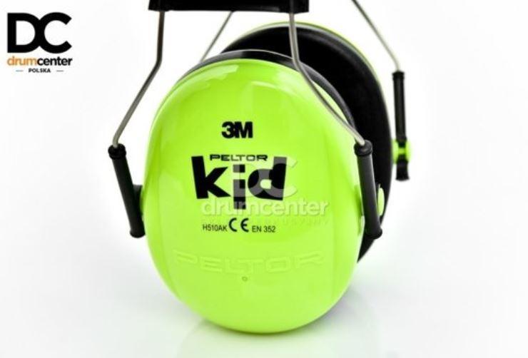 Słuchawki ochronne dla dzieci do gry na instrumencie - DrumCenter.pl