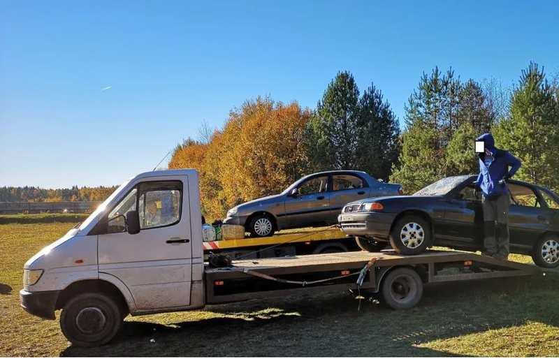 Mercedes-Benz Sprinter laweta sprzedam