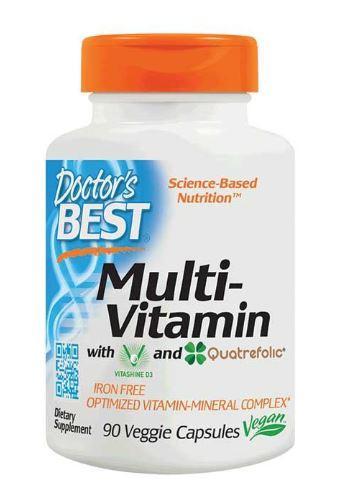 Witaminy DOCTOR'S BEST Multi-Vitamin 90 vkaps? Sprawdź SwiatSupli.pl