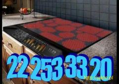 Podłączenie płyty indukcyjnej we Włochach tel.22 25 333 20
