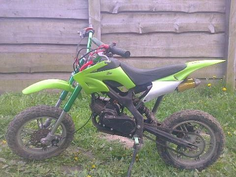 Super mini cross 49CC!