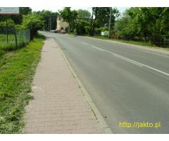 Sprzedam działkę Mysłowice-Brzezinka