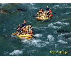 Rafting w Czarnogórze - Obraz 5/8