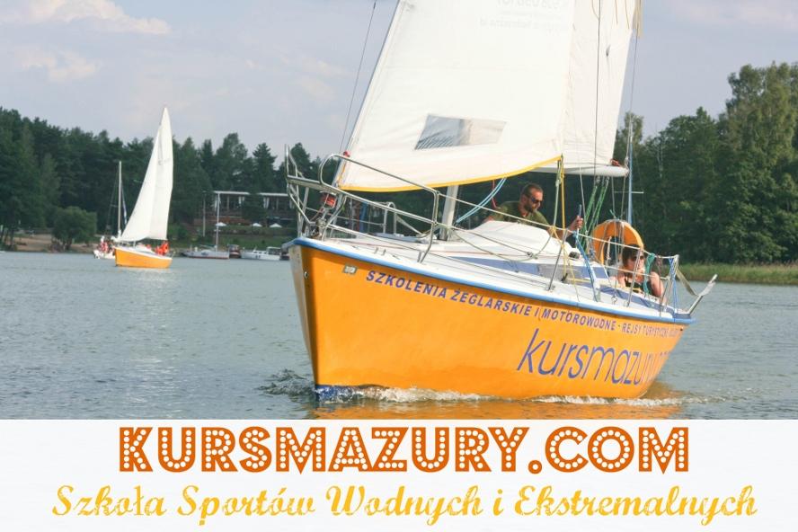 Obozy żeglarskie - rejsy szkoleniowe po Mazurach - dla dorosłych lub młodzieży
