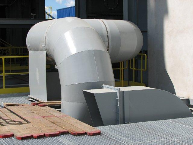 Konstrukcje stalowe, części maszyn i urządzeń, rurociągi ciśnieniowe, armatura przemysłowa