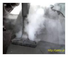 pranie parą 120  st. szybki czas schnięcia meble dywany tapicerka meblowa i samochodowa materace
