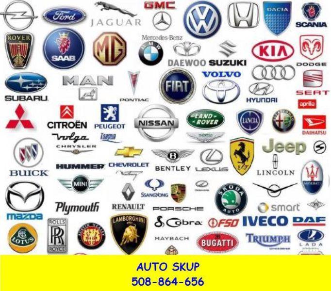 skup i złomowanie wszystkich samochodów - odbiór -gotówka do ręki !!!!