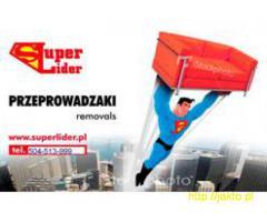 Super Lider PRZEPROWADZKI - Obraz 1/4