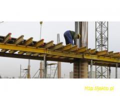 Zatrudnię - Pracownicy mostowi - Cieśla/ Zbrojarz