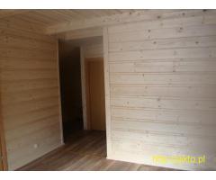 Wykończenia budynków drewnem oraz budowa domków wielosezonowych