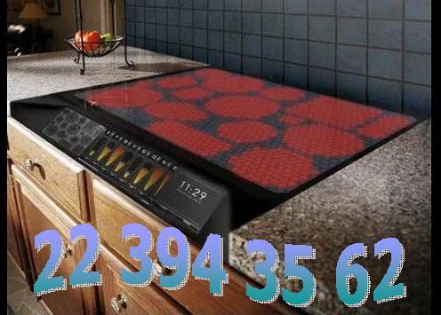 Podłączenie płyty indukcyjnej - Wola tel.22 394 35 62