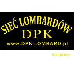 Lombard DPK - Sklep online, pożyczki, skup