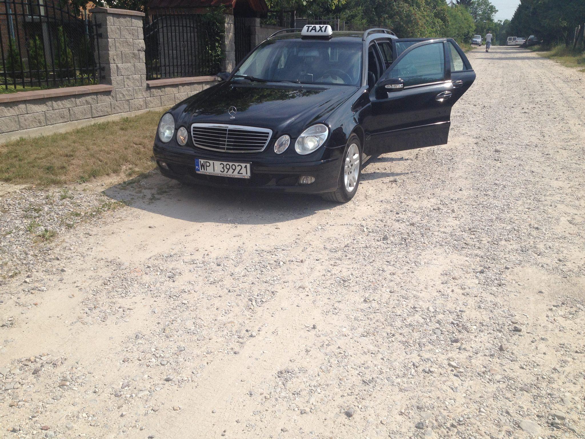 Taxi Piaseczno 601 177 249