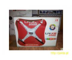 Quadrocopter Dron LH-X6 intruder
