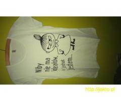 Koszulki Mała Mi - nowe