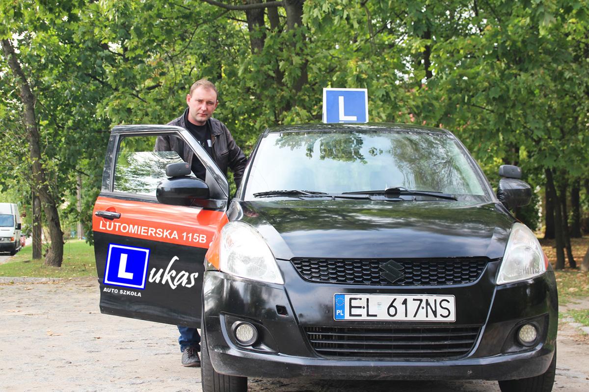 Auto szkoła Lukas - Łódź