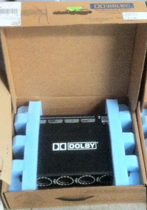 Dolby Lake LP4D12 Processor DLP-----1650Euro
