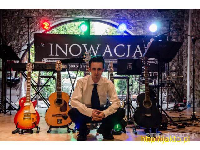 Zespół muzyczny 'Inowacja' www.inowacja.pl - 2/15
