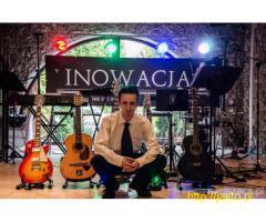 Zespół muzyczny 'Inowacja' www.inowacja.pl