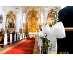 Śpiew na Ślubie Ave Maria - profesjonalna oprawa