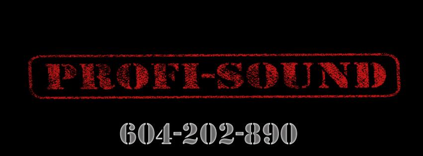 Firma nagłośnieniowa Profi Sound