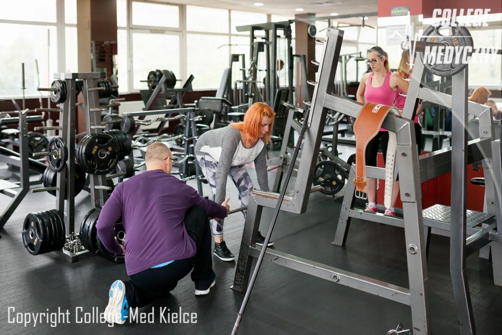 najlepszy wybór-kurs instruktora ćwiczeń siłowych