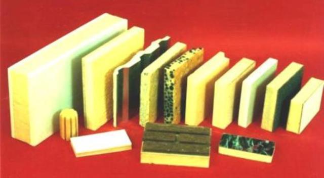 Płyty i bloki ze sztywnej pianki PUR
