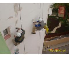 Usługi Wysokościowe z zastosowaniem metody alpinistycznej Opole