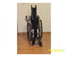 Wózek elektryczny inwalidzki składany Sopur Clasic 160