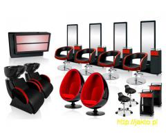 zestaw mebli fryzjerskich 4 stanowiska promocja 15%