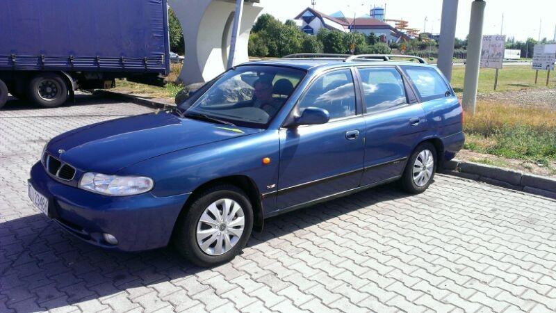 Daewoo Nubira Wagon