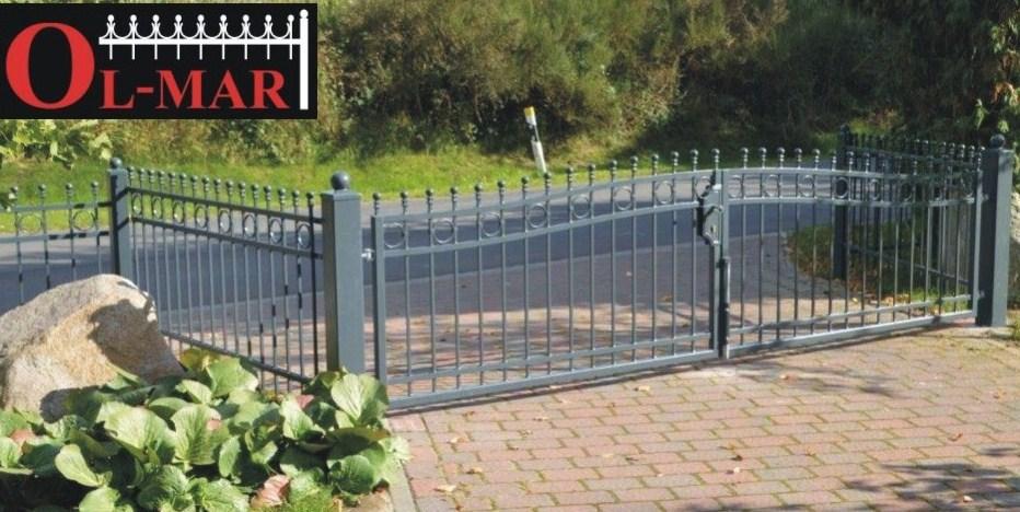 Ogrodzenia metalowe, ogrodzenia panelowe, Dostawa i montaż