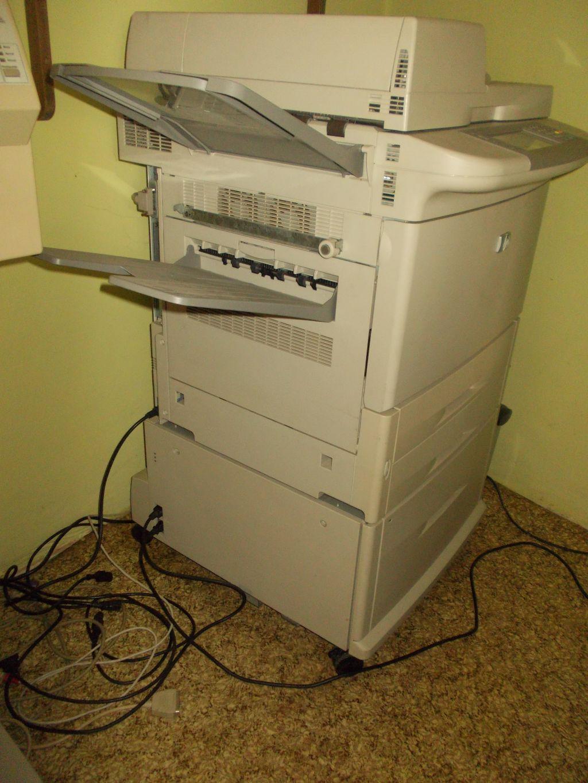 Drukarka wielofunkcyjna HP LaserJet 9040 MFP