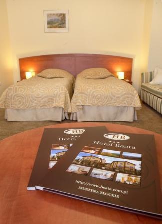Weekend Andrzejkowy w Hotelu Beata***