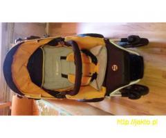 X lander xa 3w1 gondola spacerówka nosidełko fotelik duży zestaw