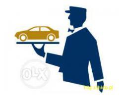 Osobisty kierowca/szofer