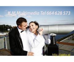 Wideofilmowanie i Fotografia ślub i wesele
