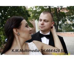 Wideofilmowanie-Fotograf na wesele
