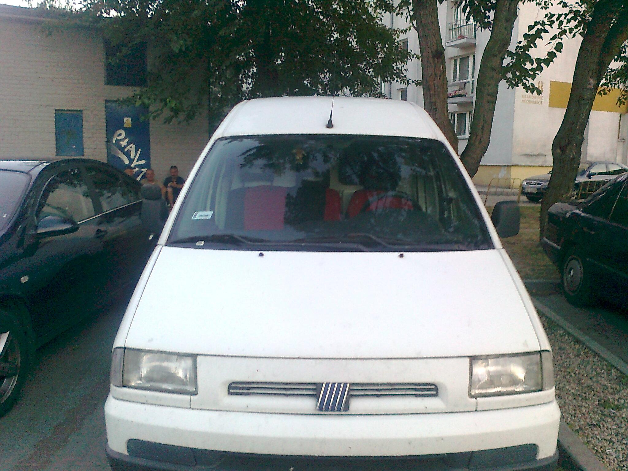 -OKAZJA-Sprzedam Fiata Scudo 2.0 JTD-2002r.-