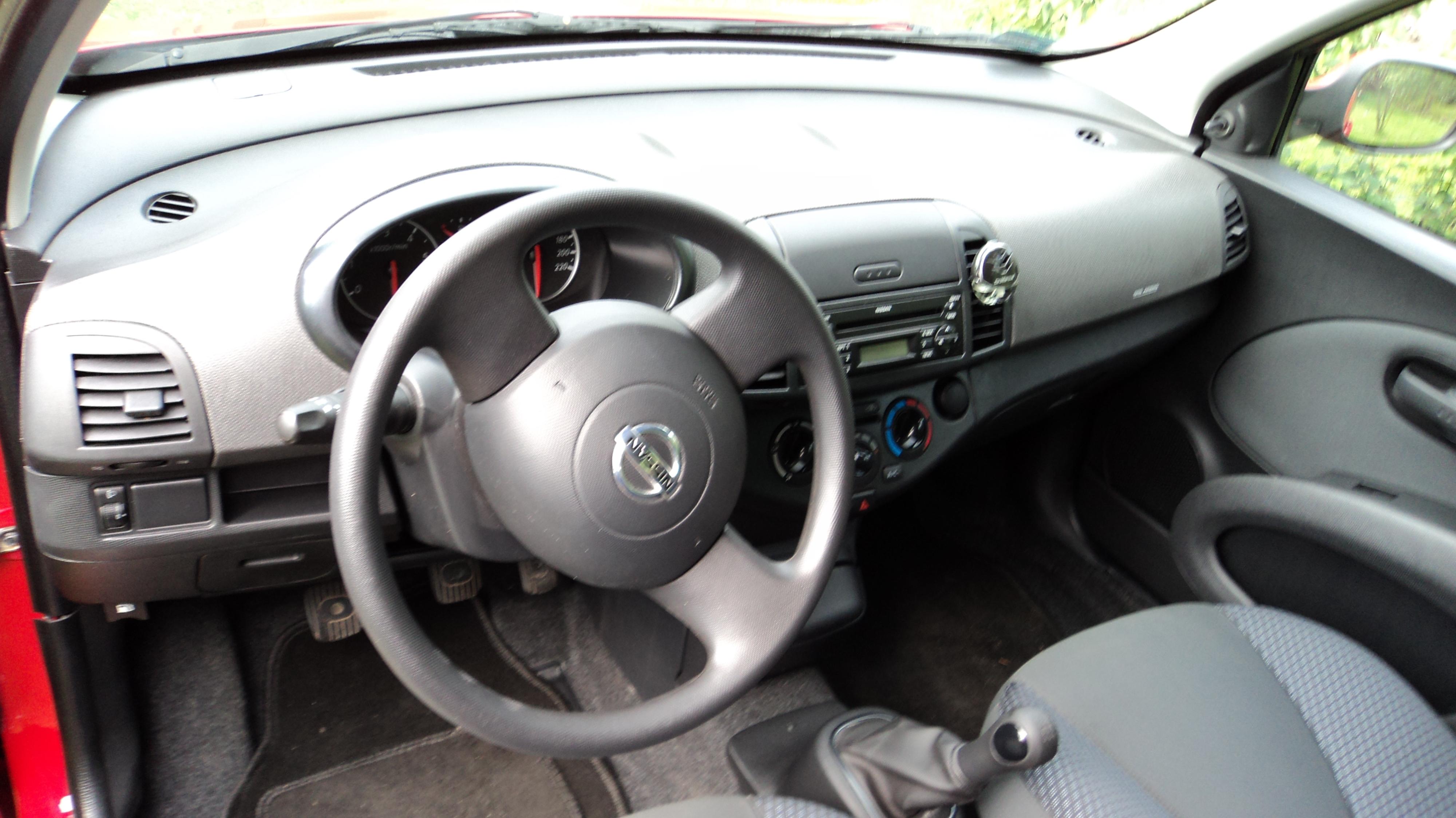 Nissan Micra 1,5 dci