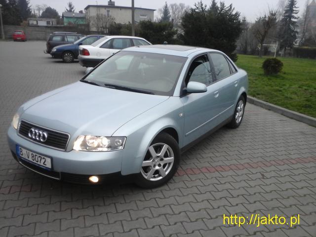Audi A4 B6 * 2001r * Climatronic * 2.0 Benz * Z Niemiec * Czytaj opis