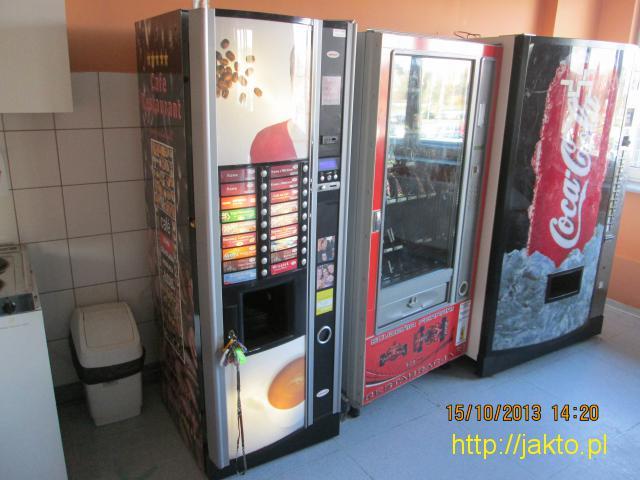Automaty do Kawy i napojów gorących - 2/5