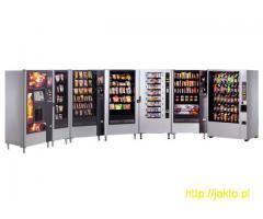 Automaty do Kawy i napojów gorących