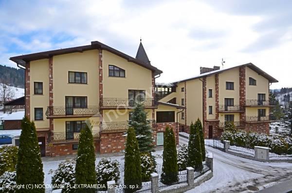 Ferie zimowe Beskid Sądecki Hotel Beata *** Muszyna Złockie