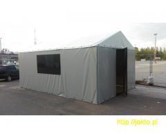 Namiot handlowy, pawilon ogrodowy, hala namiotowa
