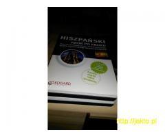 Interaktywny kurs języka hiszpańskiego, podręcznik gramatyki i słownik