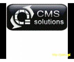 Firma informatyczna CMS Solutions poszukuje PROGRAMISTY PHP